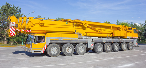 Types Of Mobile Cranes : Brake requirements for mobile cranes under stgo moving on