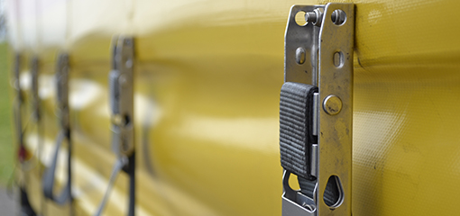 secure loading straps